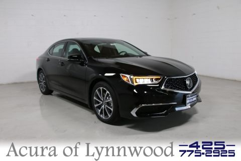 New 2018 Acura TLX 3.5 V-6 9-AT SH-AWD 4dr Car
