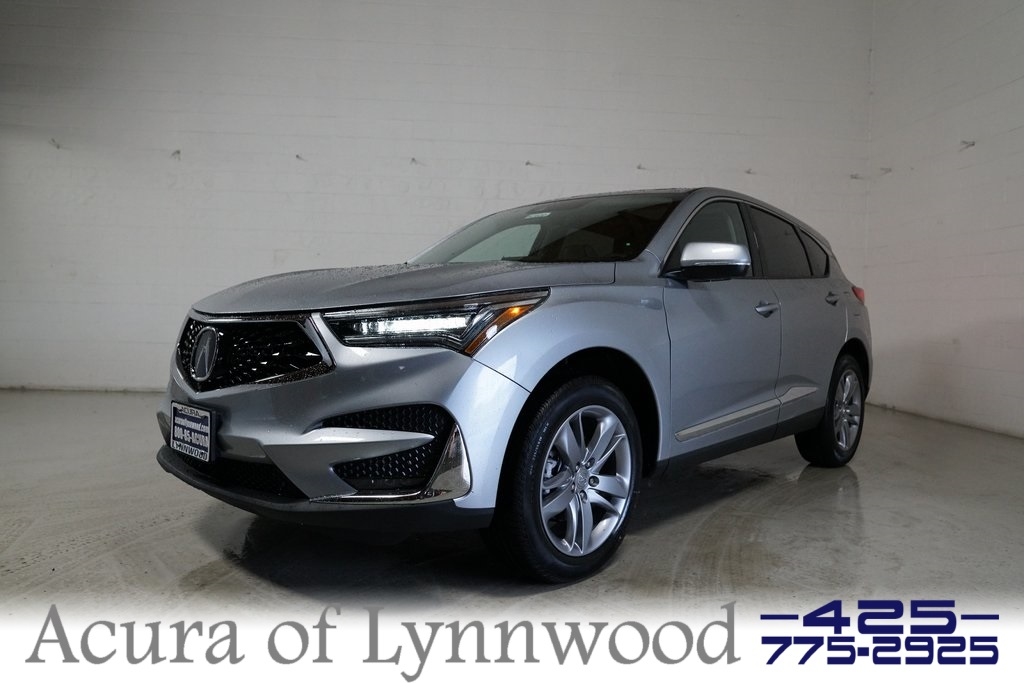 New 2019 Acura Rdx Sh Awd With Advance Package 4d Sport Utility In